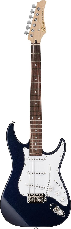 Greco グレコ エレキギター WS-STD (Dark Metallic Blue/ローズウッド指板) B0196A7ZVQ Dark Metallic Blue / ローズウッド指板 Dark Metallic Blue / ローズウッド指板