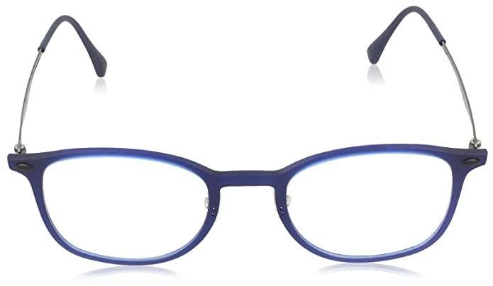 700fe041c7 Amazon.com  Ray-Ban Vista RX 7051 5451 Eyeglasses Matte Dark Blue  Shoes