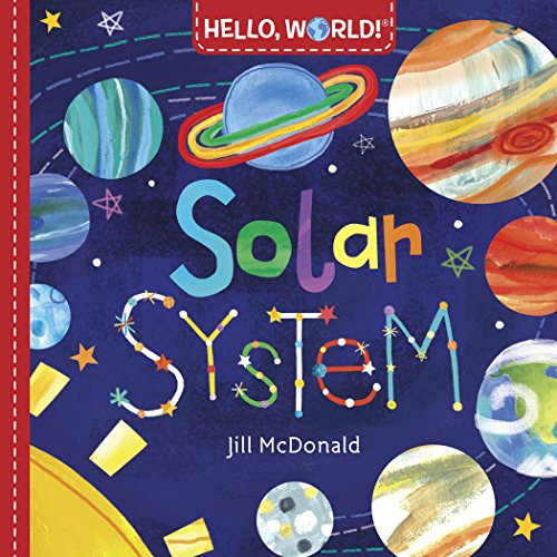 Hello, World! Solar System - System Science
