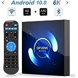 Android 8.1 TV Box , Leelbox TV Box Quad Core , 2+16Gb 4K*2K UHD H.265, HDMI, USB*3, WiFi Media Player, Box TV Android: Amazon.es: Electrónica