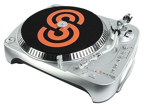 Konig OnStage OSP-TTA210UK - Plato para DJ (vinilo): Amazon.es ...