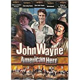"John Wayne ""American Hero"" VHS Collection, 5 Tapes: McLintock, The John Wayne Story: The Early Years, The John Wayne Story: The Later Years, Winds of the Wasteland, Angel and the Badman and Blue Steel"
