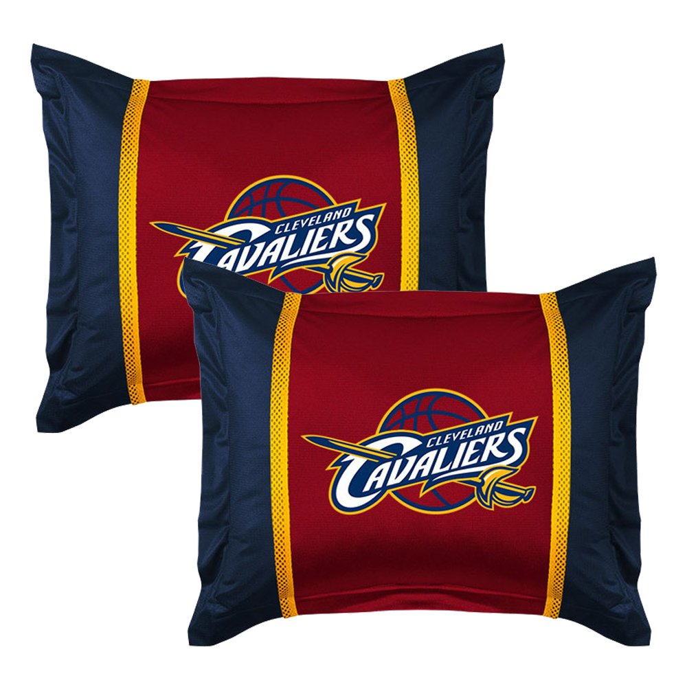 Cleveland Cavaliers 4 Pc QUEEN Comforter Set and One Matching Window Valance (Comforter, 2 Shams, 1 Bedskirt, 1 Matching Window Valance) SAVE BIG ON BUNDLING!