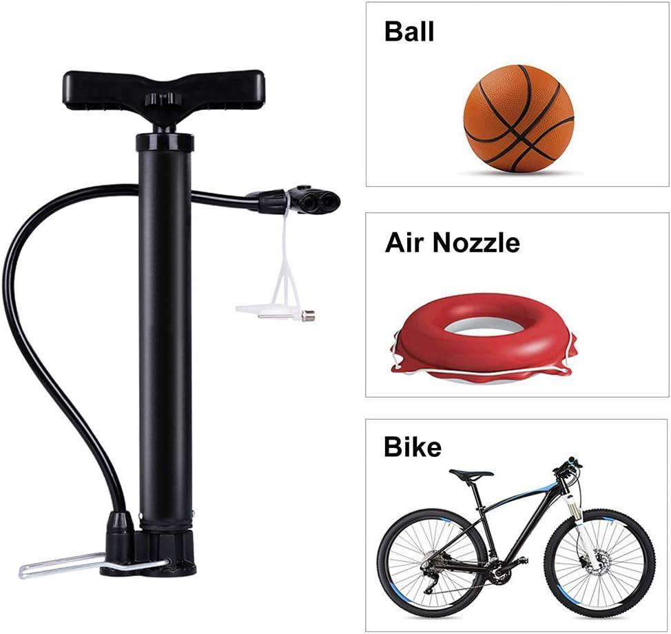 Bomba de pie 120PSI,Bomba Bicicletas Resistencia al Calor y las ...