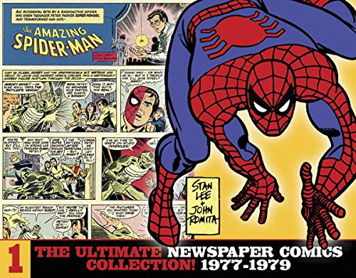 The Amazing Spider-Man: The Ultimate Newspaper Comics Collection Volume 1 (1977-1978) (Amazing Spider-Man Ult Newspaper Comics (Spiderman Comic 1)