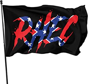 Star Heaven UPC-Hurch Figure Flag 3x5 Foot Flag Vivid Color and Uv Fade Resistant Garden Flag for Party Decorations, Parades,Election Day