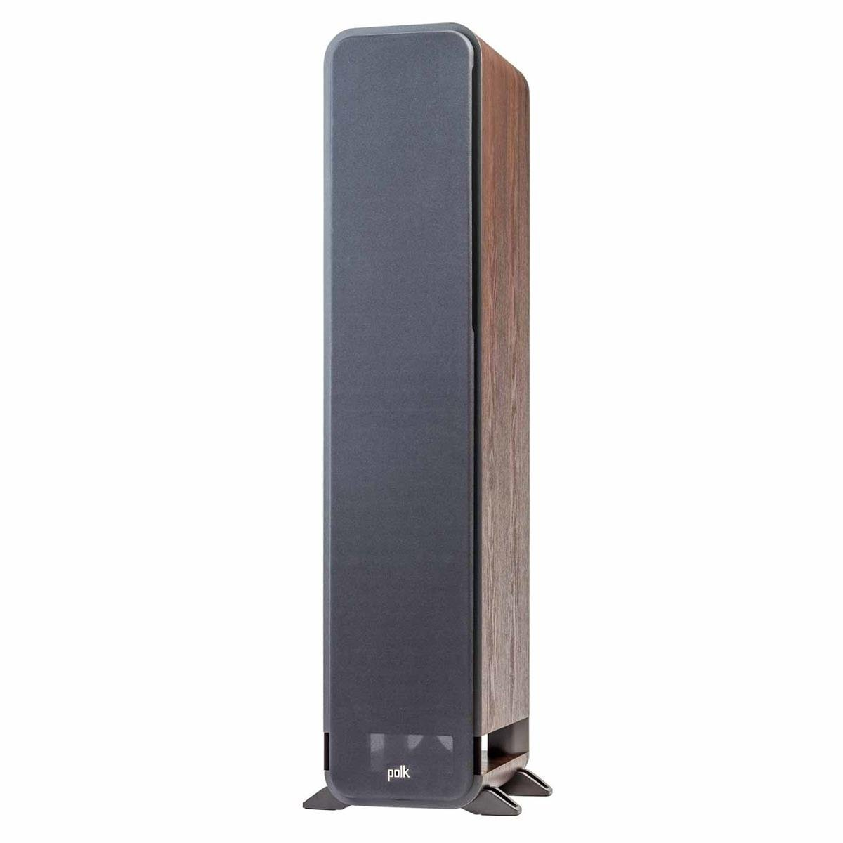 Polk Audio Signature Series S55 American Hi-Fi Home Theater Medium Tower Speaker (Classic Brown Walnut) by Polk Audio