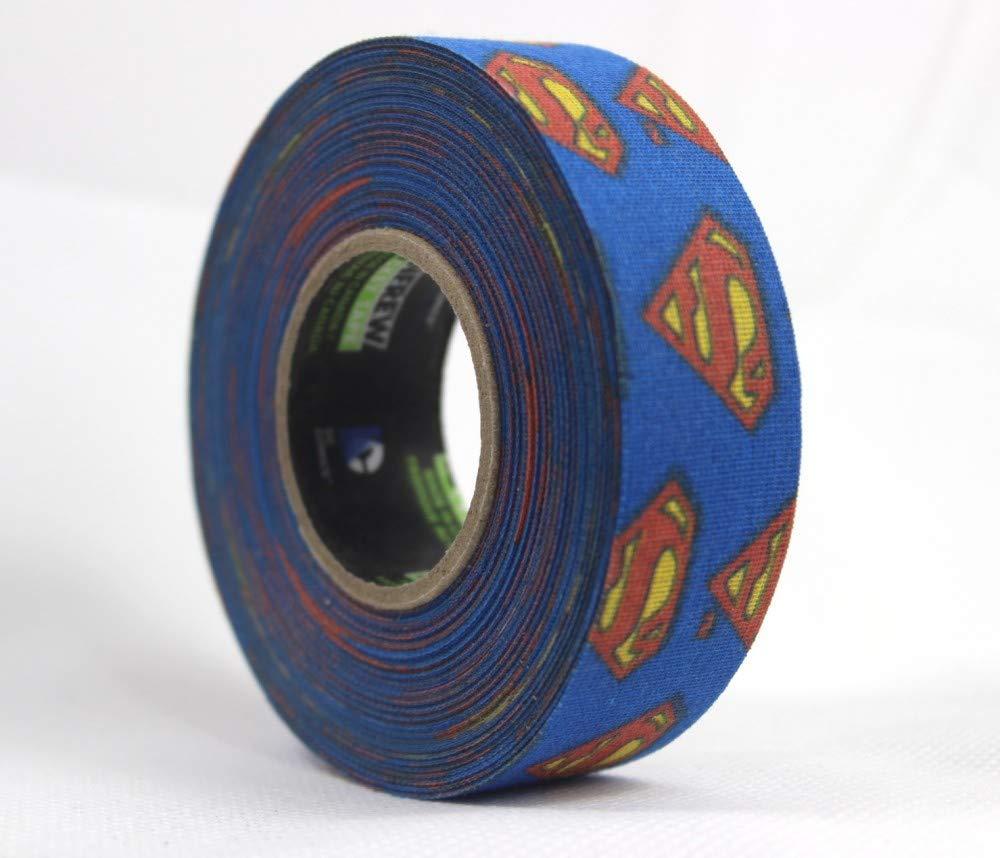 Renfrew Schlägertape Batman, Superman, Canada Hockey Tape 24mmx25m
