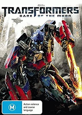 Transformers 3 - Dark of the Moon DVD