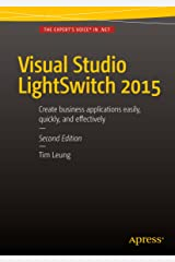 Visual Studio Lightswitch 2015 Kindle Edition
