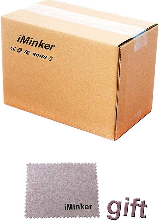 GB GBC GBP iMinker Clear pl/ástico Game Card Cartucho de almacenamiento de la caja de la caja cubierta de polvo para Game Boy Color Gameboy Pocket 50 piezas