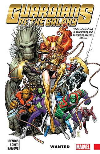 Guardians of the Galaxy: New Guard Vol. 2: Wanted (Guardians of the Galaxy (2015-)) (Guardians Of The Galaxy 2015)