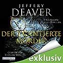 Der talentierte Mörder (Lincoln Rhyme 12) Hörbuch von Jeffery Deaver Gesprochen von: Dietmar Wunder