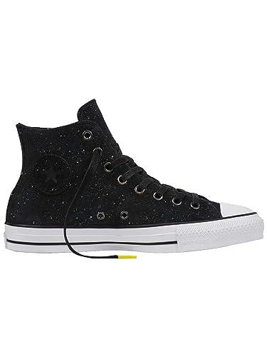 74438f8aae8c Converse CTAS Pro Hi Black White Black (8 M US)