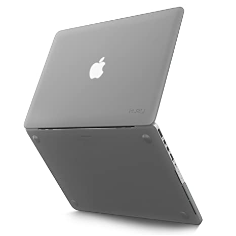 the best attitude b23cf c753a Kuzy Retina 13-inch Silicone Touch Case for MacBook Pro 13.3