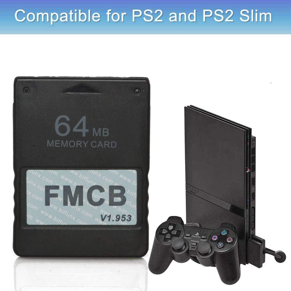 RGEEK FreeMcBoot FMCB 1.953 PS2: Amazon.es: Electrónica