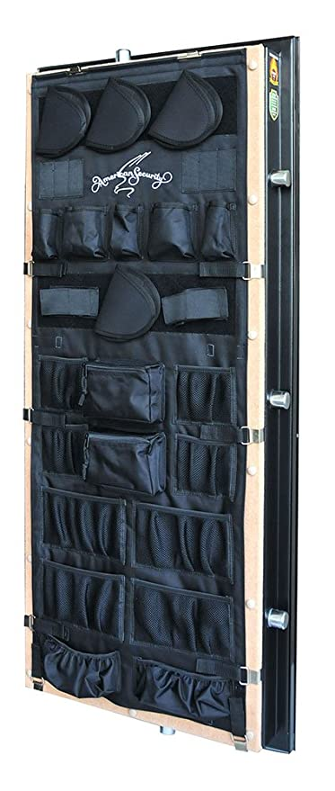 American Security Model 19 Premium Door Organizer Retrofit Kit