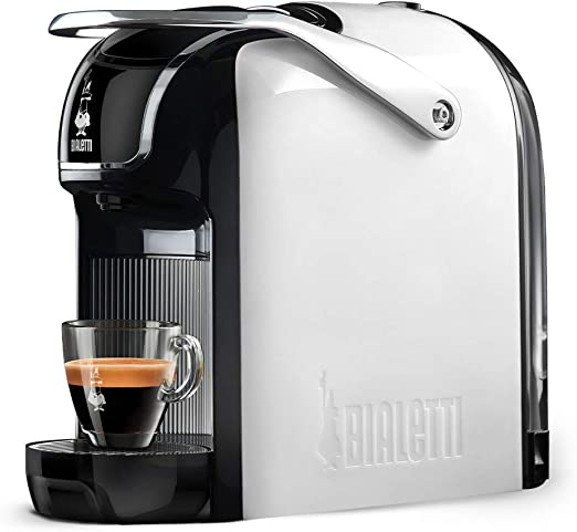 Bialetti - Cafetera expreso Break blanco: Amazon.es: Hogar