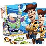 Amscan - Cubertería para fiestas Toy story (2345)