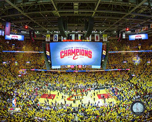Cleveland Cavaliers Quicken Loans Arena  Conference Champs