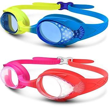 f2850562939 OUTDOORMASTER一年保証 スイミングゴーグル 子ども用 スイムゴーグル 水泳ゴーグル 曇り防止 UVカット
