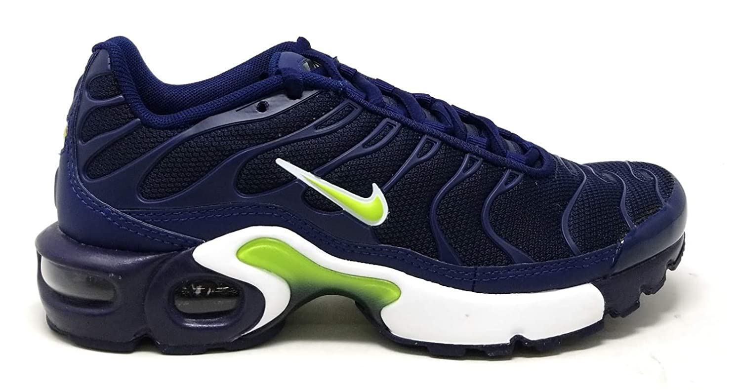 online store 4a500 b5313 Amazon.com  Nike Air Max Plus GS Tn Tuned 1 Trainers 655020 Sneakers Shoes   Clothing