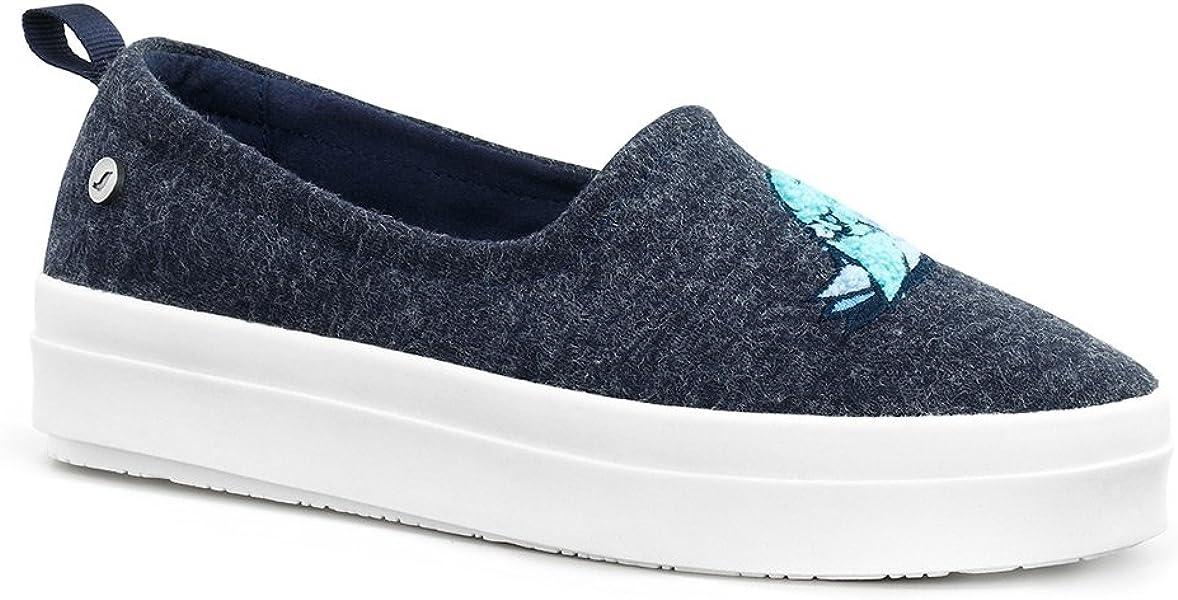 Sakroots Saz Critter Flat Sneaker (Women's)