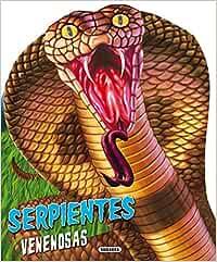 Serpientes venenosas (Cabeza de animal): Amazon.es