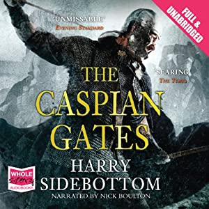The Caspian Gates Audiobook