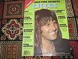 Circus Magazine (Keith Emerson of Emerson , Lake & Palmer , KISS Fire Secrets , Floyd , Cream , Evita , Audrey Rose , Adam Arkin, April 28, 1977)