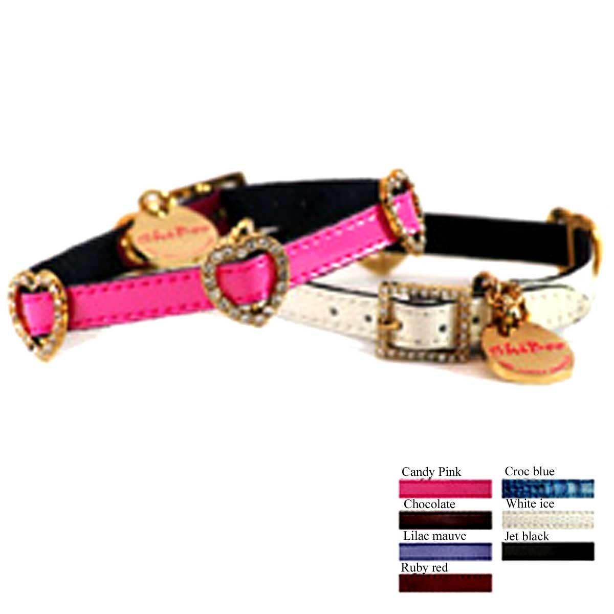 35cm Shiboo Dog collar Sweetheart