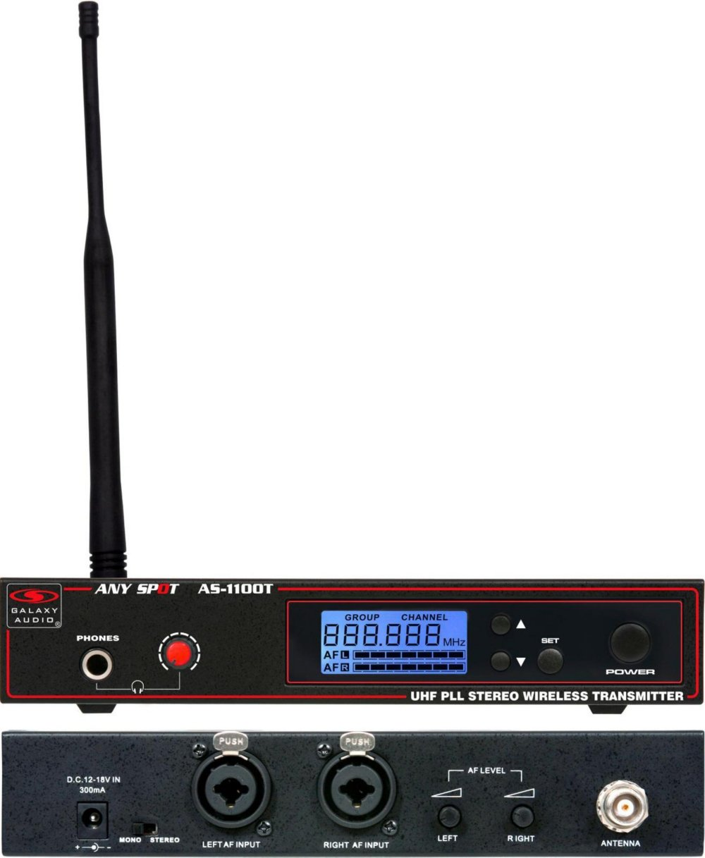 Galaxy Audio Any Spot AS-1100T - N-band