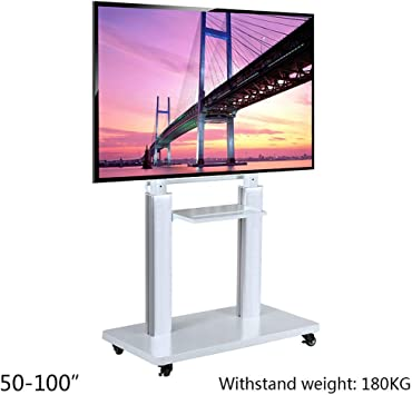 XUE - Soporte Universal para TV de 50 a 100 Pulgadas con Soporte para Pantalla táctil: Amazon.es: Deportes y aire libre