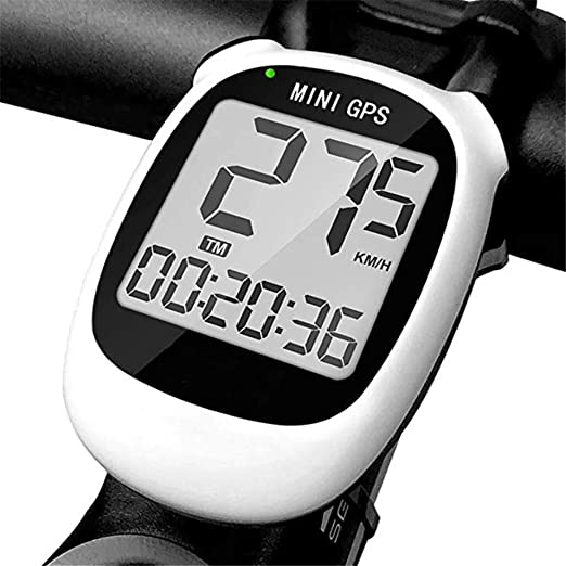 HUIHUAN Mini GPS M3 multifunción, computadora de Ciclismo inalámbrica, velocímetro y odómetro para Bicicleta, Resistente al Agua IPX6, Carga USB: Amazon.es: Hogar