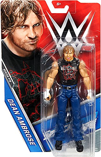 WWE Wrestling Series 72 Dean Ambrose Action Figure [Regular] by WWE