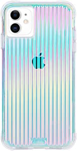 Case-Mate - iPhone 11 Case - Tough Groove - 6.1 - Iridescent