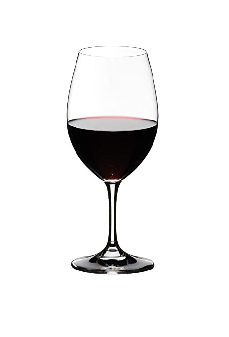 amazon com riedel ouverture red wine glasses set of 2 riedel