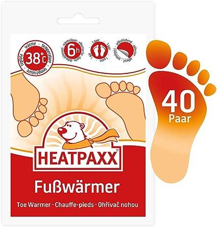 Calentador de los Dedos del pie Heatpaxx Toes