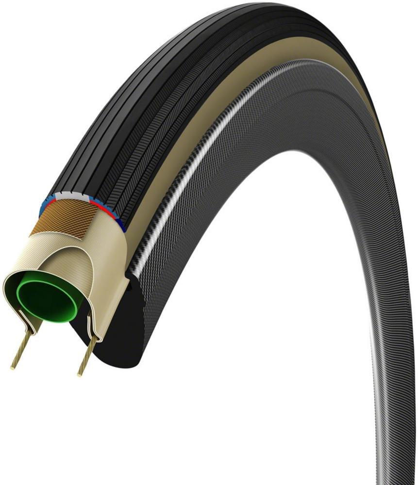 Vittoria Corsa Control G+, Color: para/Black/Black, Size: 700x28c (1113CC0028411BX)