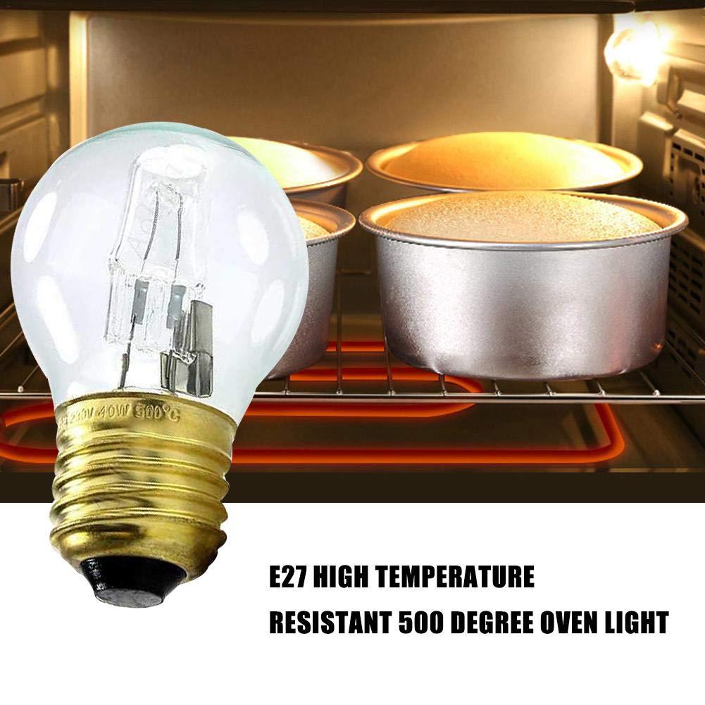 AIMERKUP bombilla E27 40W blanco cálido horno cocina bombilla ...
