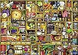 Kitchen Cupboard Jigsaw Puzzle, 1000-Piece