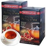 2盒 TEEKANNE德康纳 红茶 40g/盒 德国原装进口 … (石榴果味红茶)