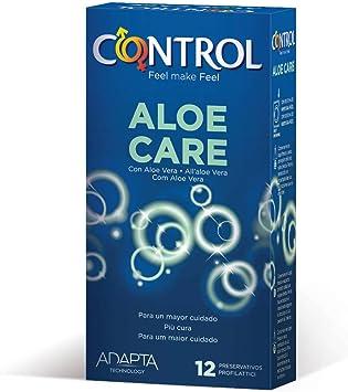 Control Aloe Care Preservativos - 12 Unidades: Amazon.es: Salud y ...