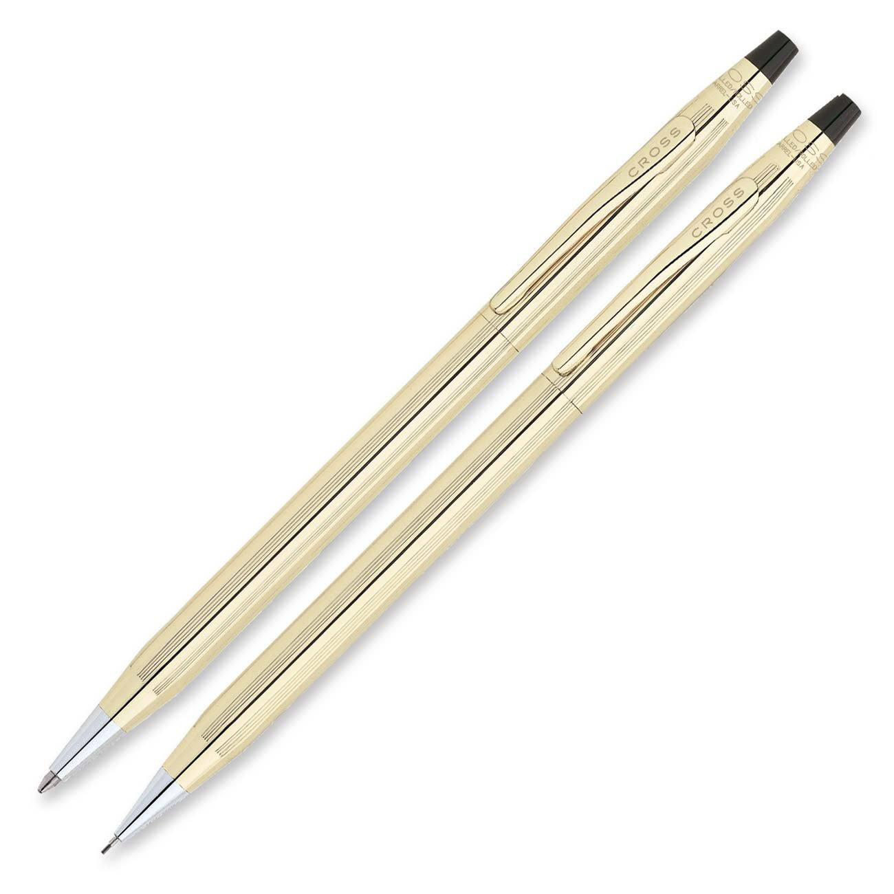 Cross pens have been around for ages. I remember as a high school  graduation gift (ugh, almost 30 years ago), I received a Classic Century 10  Karat Gold ...