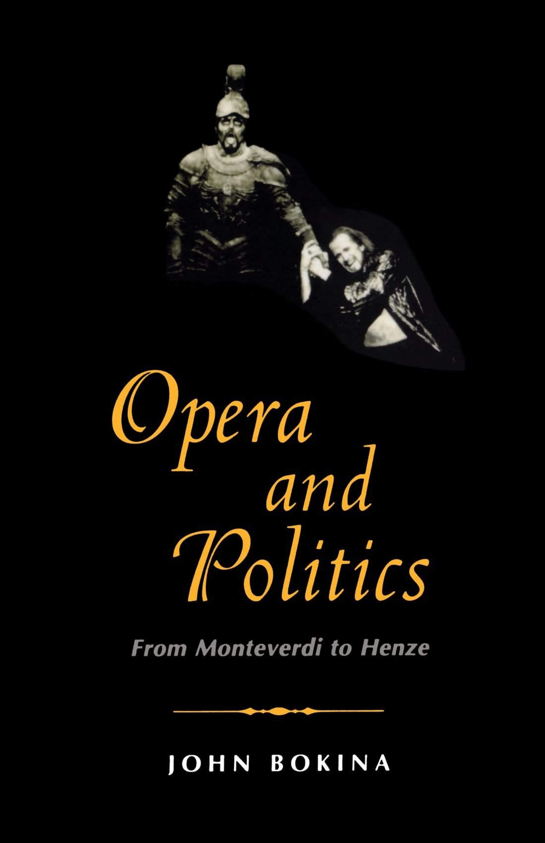 Download Opera and Politics: From Monteverdi to Henze pdf epub