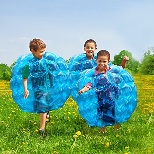 Socker Boppers Sumo: Inflatable Body Bubble Ball