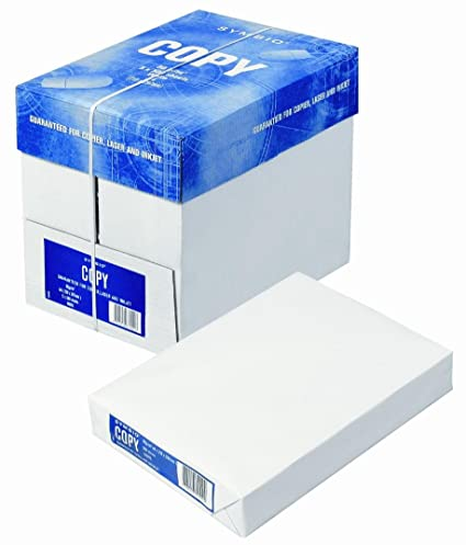 Symbio - Papel de impresión A4 2500 folios color blanco ...
