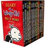 Book cover from Diary of a Wimpy Kid 12 Books Complete Collection Set Box of Books NEW 2018 Edition by Jeff Kinney