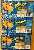 Three 5-packs of Dunkaroos Cookies - Vanilla Frosting