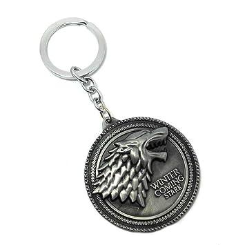 Outlander Gear Hbo de juego de tronos Stark Direwolf ...